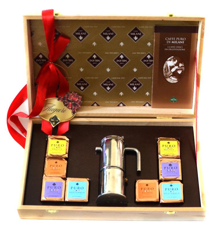 Наборы для чая и кофе в подарок